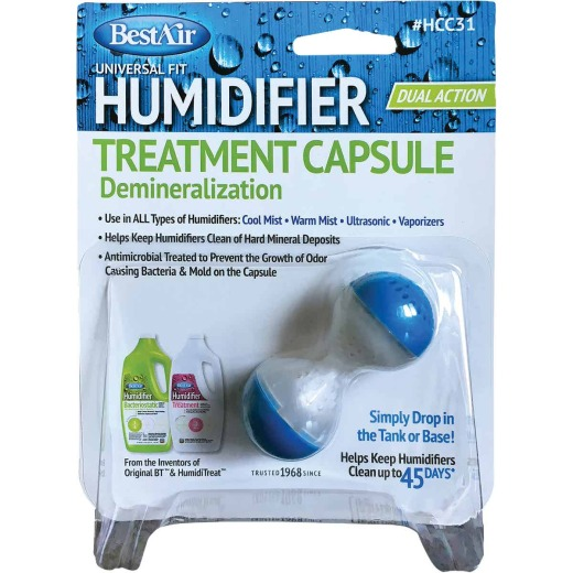 Best Air Universal Humidifier Cleaner Capsule