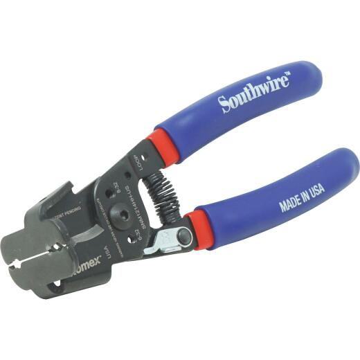 Southwire 9-1/2 In. 12 AWG to 14 AWG Romex Box Jaw Wire Stripper