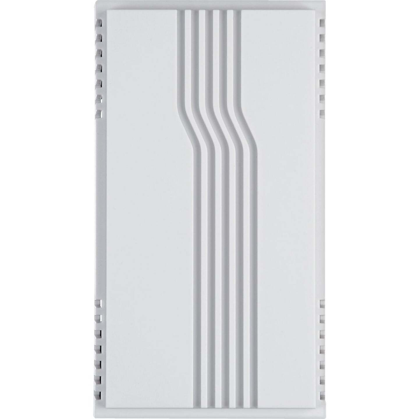 IQ America Off-White Plastic Wired Door Chime Image 1