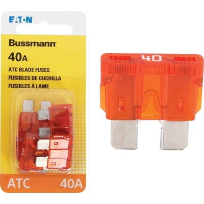 Bussmann 40-Amp 32-Volt ATC Blade Automotive Fuse (5-Pack)