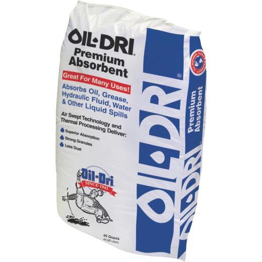 Oil Dri 43 Lb. Industrial Oil Absorbent
