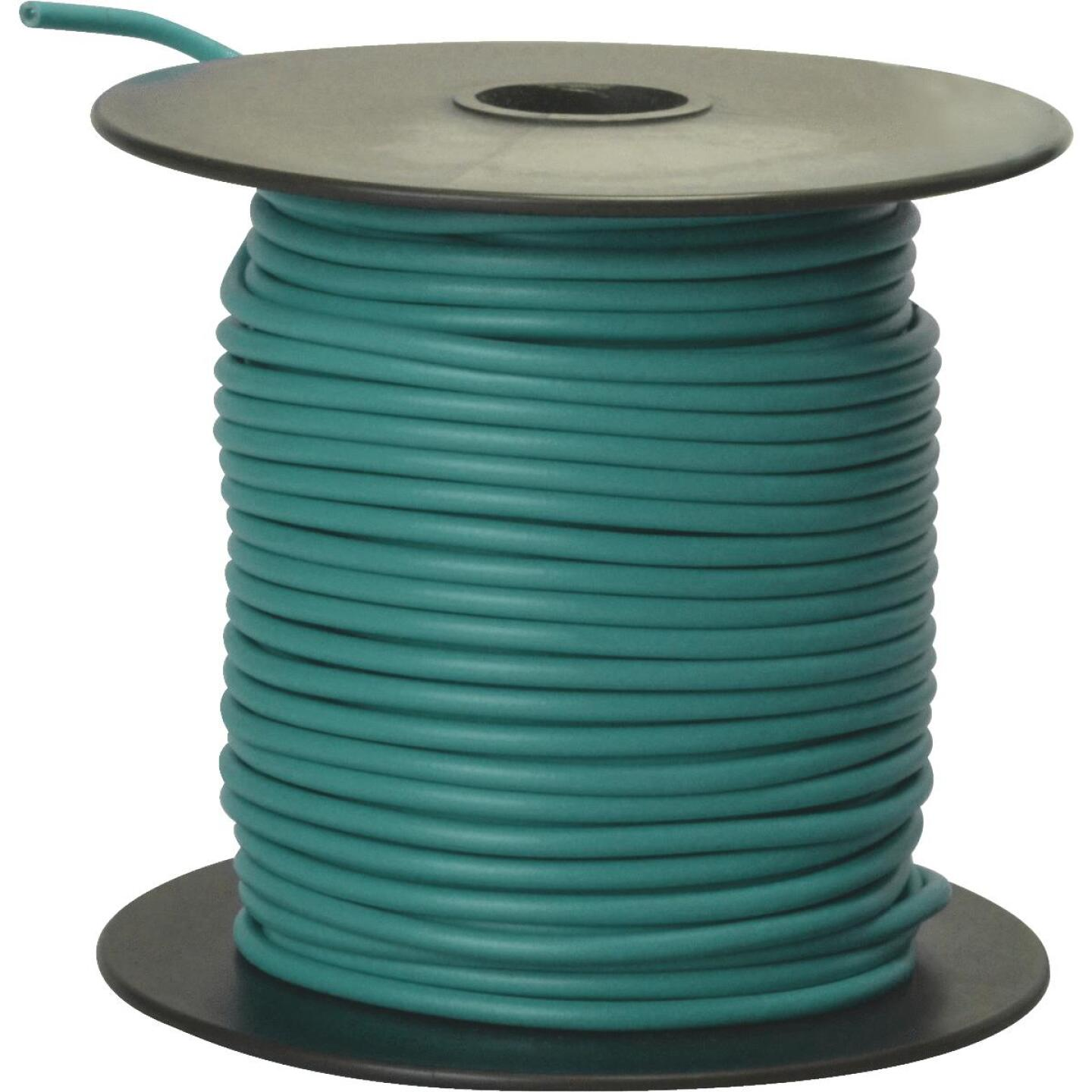 ROAD POWER 100 Ft. 16 Ga. PVC-Coated Primary Wire, Green Image 1