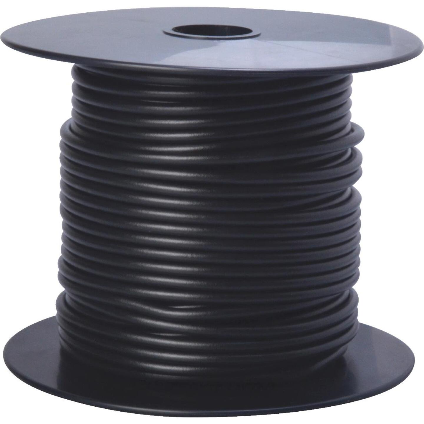 ROAD POWER 100 Ft. 14 Ga. PVC-Coated Primary Wire, Black Image 1