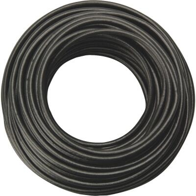 ROAD POWER 11 Ft. 12 Ga. PVC-Coated Primary Wire, Black