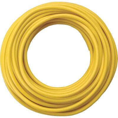 ROAD POWER 11 Ft. 12 Ga. PVC-Coated Primary Wire, Yellow
