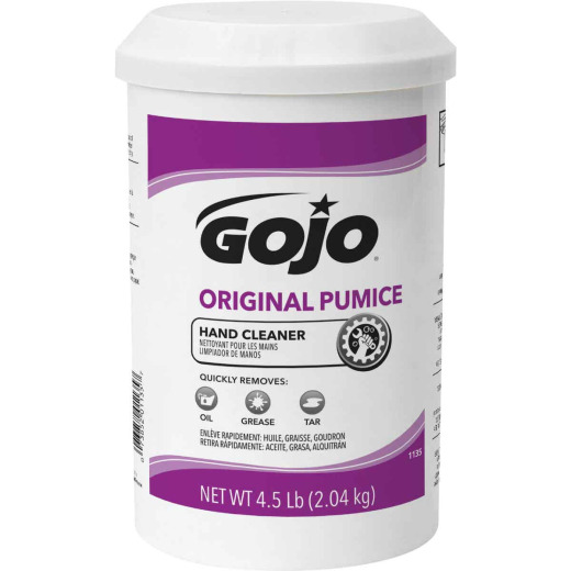GOJO Original Pumice 4.5 Lb. Crme-Style Hand Cleaner
