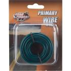 ROAD POWER 17 Ft. 14 Ga. PVC-Coated Primary Wire, Green Image 1