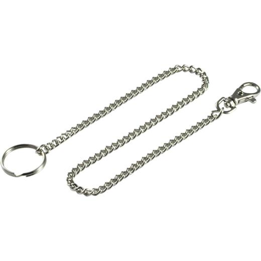 Lucky Line 18-1/4 In. Nickel Steel Pocket Chain