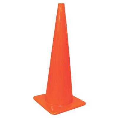 Hyko 36 In. H Orange Safety Cone