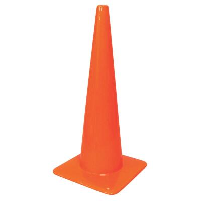 Hyko 28 In. H Orange Safety Cone
