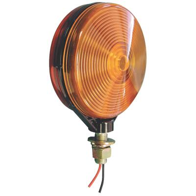 Peterson 12 V. 3-Functions Red/Amber Combination Lamp