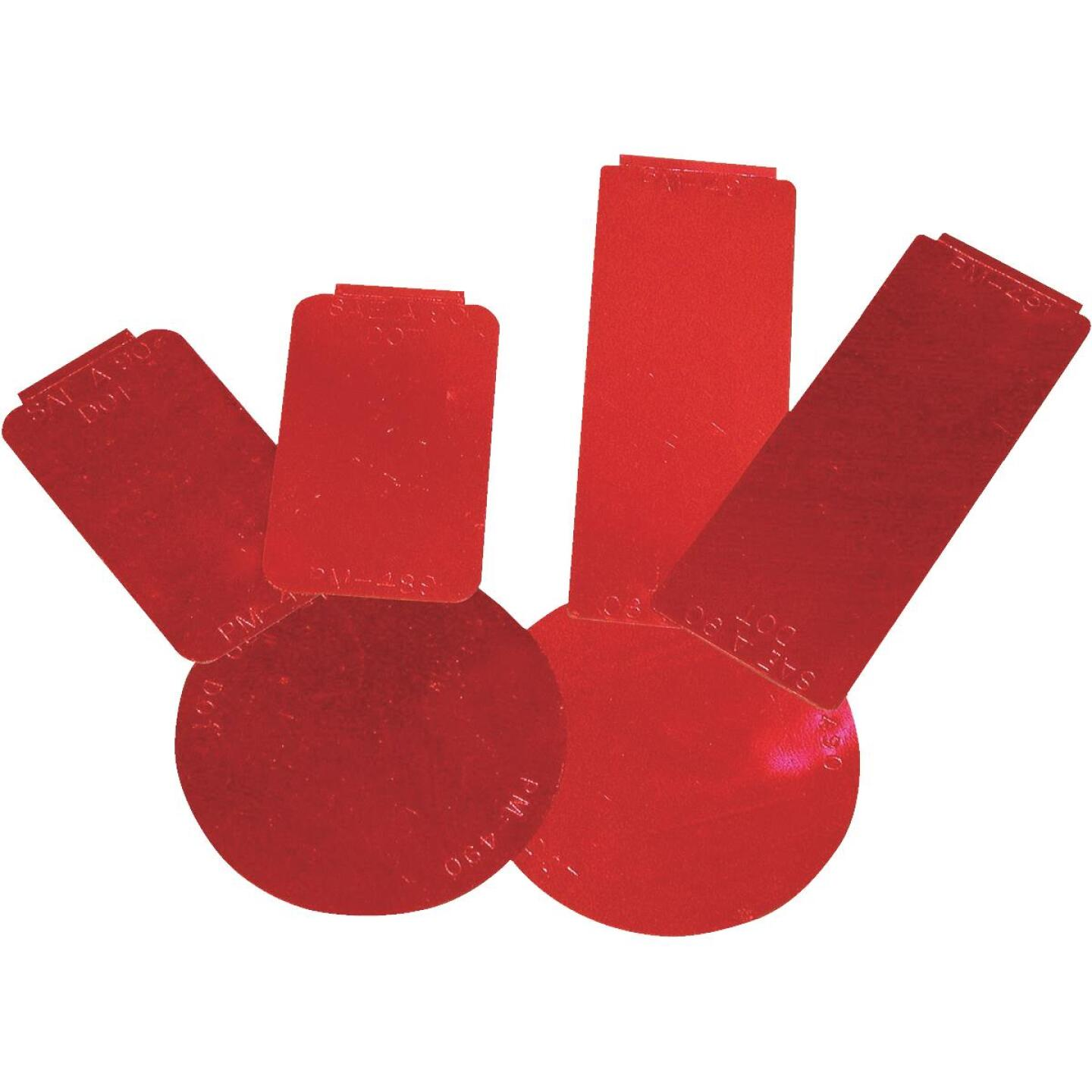 Peterson Red Wide Angle Reflector Kit Image 1