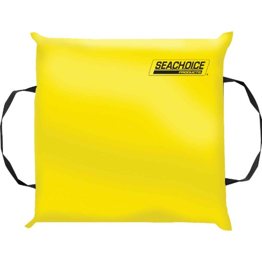 Seachoice Type II PFD USCG Yellow Cushion