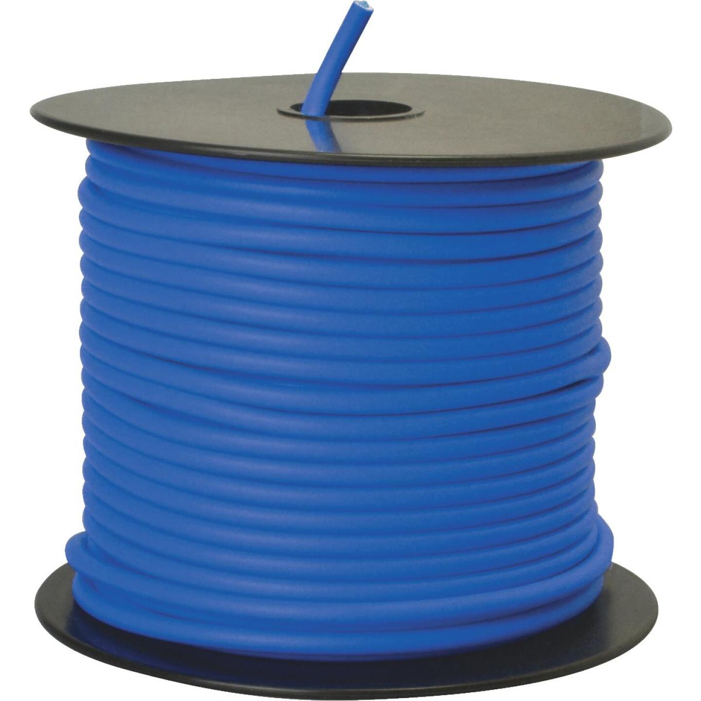 ROAD POWER 100 Ft. 12 Ga. PVC-Coated Primary Wire, Blue Image 1
