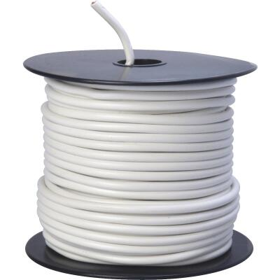 ROAD POWER 100 Ft. 12 Ga. PVC-Coated Primary Wire, White