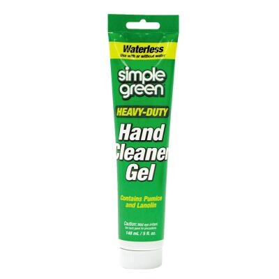 Simple Green Gel Sassafras Hand Cleaner,  5 Oz.