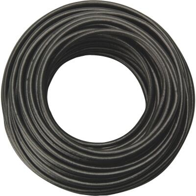 ROAD POWER 7 Ft. 10 Ga. PVC-Coated Primary Wire, Black