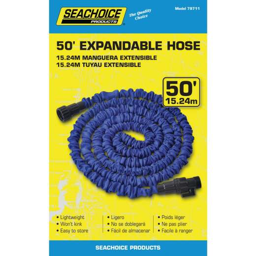 Seachoice 50 Ft. L Expandable Hose