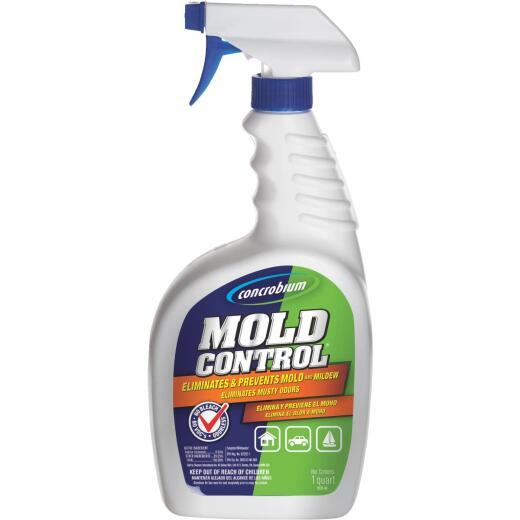 Concrobium Mold Control 32 Oz. Eliminates & Prevents Mold & Mildew Inhibitor