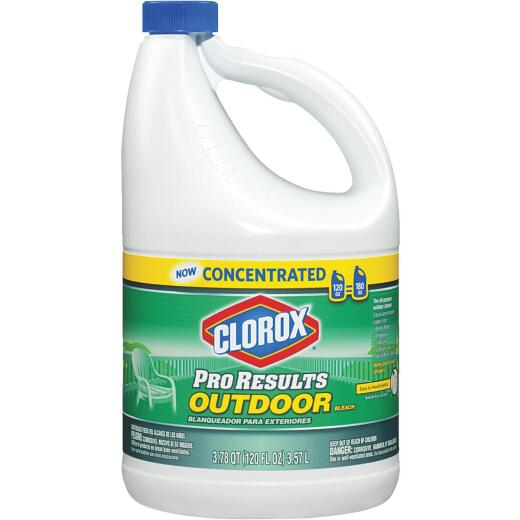 Clorox 120 Oz. Pro Results Concentrated Outdoor Bleach