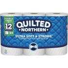 Quilted Northern Toilet Paper (6 Double Rolls) Image 1