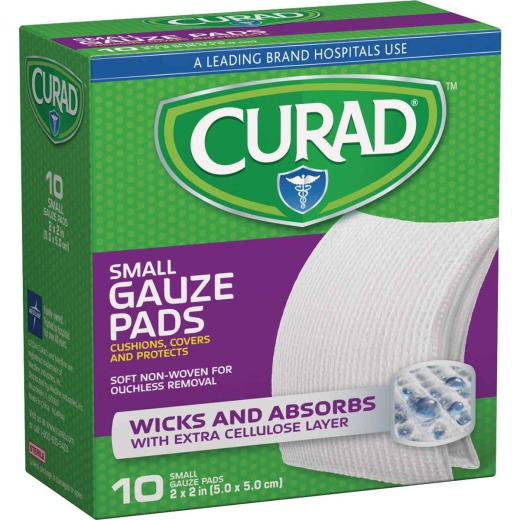 Curad Pro-Gauze 2 In. Bandages, (10 Ct.)