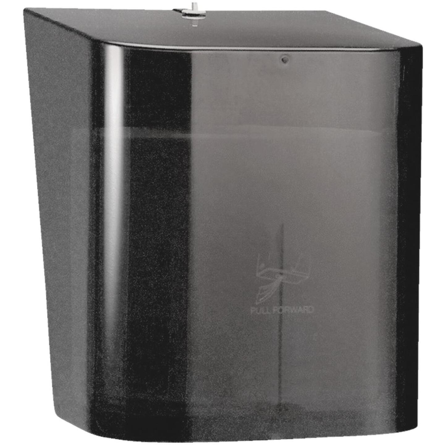 Kimberly Clark Professional In-Sight Center-Pull Smoke Paper Towel Dispenser Image 1
