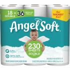 Angel Soft Toilet Paper (18 Double Rolls) Image 1