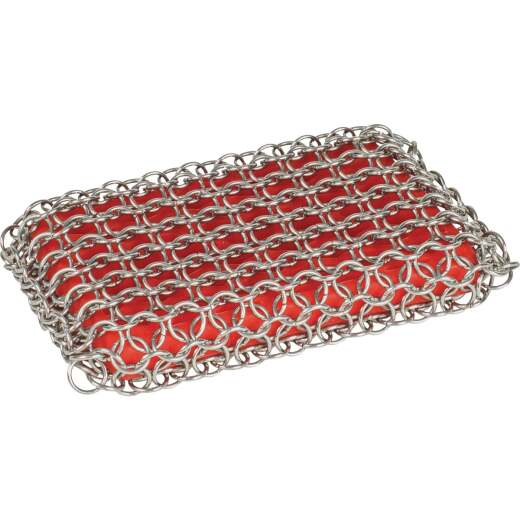 Lodge Stainless Steel Chainmail Scrubber