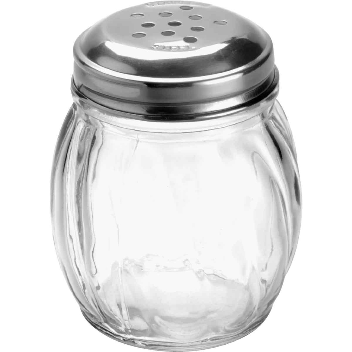 Gemco 5 Oz. Glass Cheese & Spice Shaker Image 1