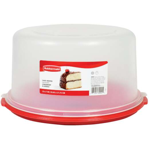 Rubbermaid 13 In. Dia. Durable Cake Keeper
