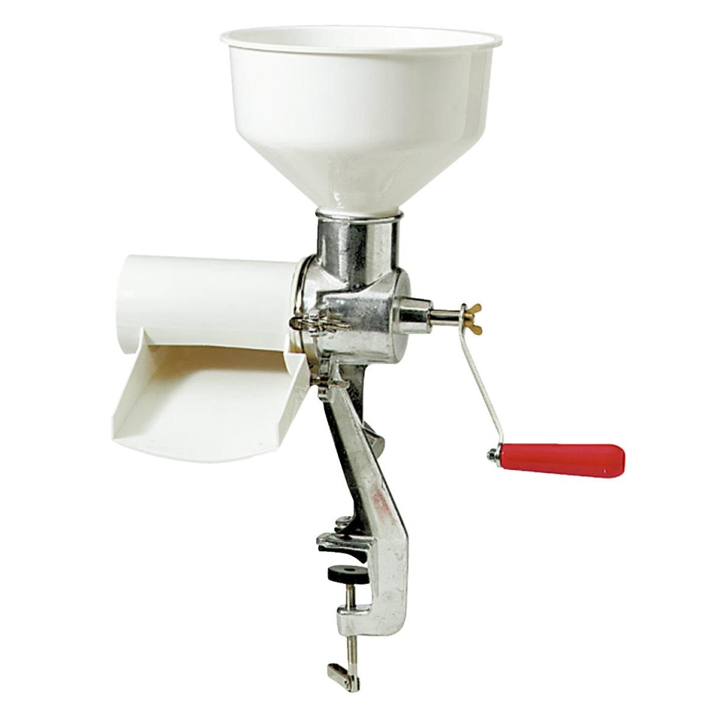 Sauce Master Manual Clamp-On Vegetable & Fruit Strainer Image 1