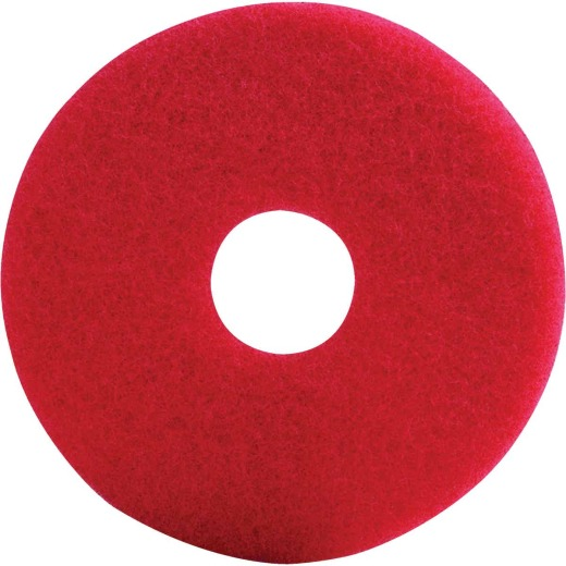 Lundmark 20 In. Red Scrub Pad