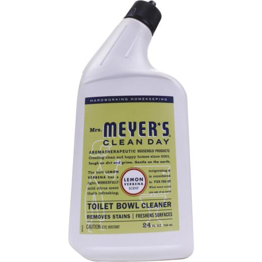 Mrs. Meyer's 24 Oz. Lemon Toilet Bowl Cleaner