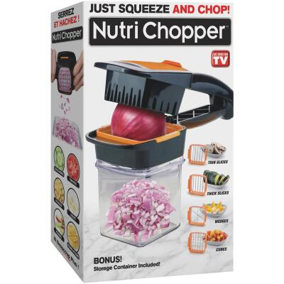 NutriChopper 7-Piece Food Chopper