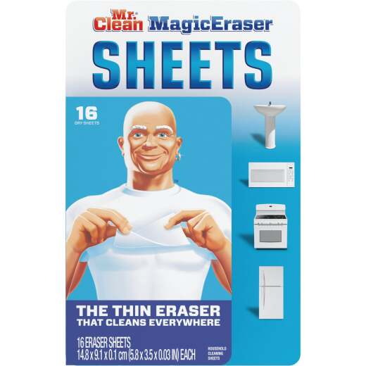 Mr. Clean Magic Eraser Cleansing Sheet (16-Count)