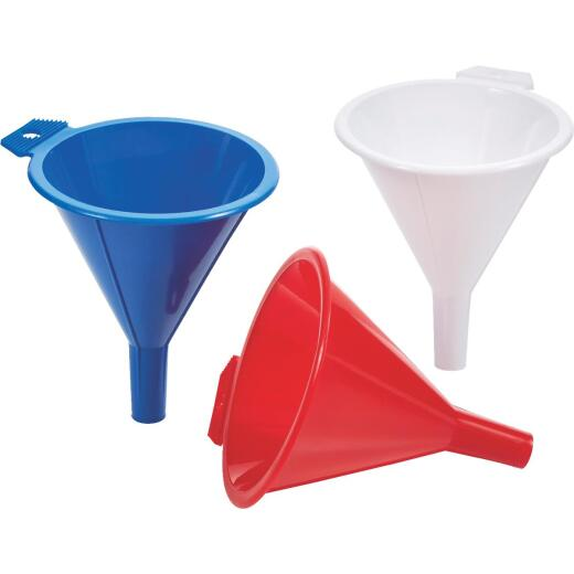 Arrow 4 Oz. Plastic Funnel