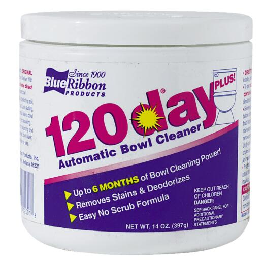 120 Day 14 Oz. Automatic Bowl Cleaner