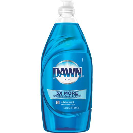 Dawn Ultra 19.4 Oz. 3X Original Scent Dish Soap