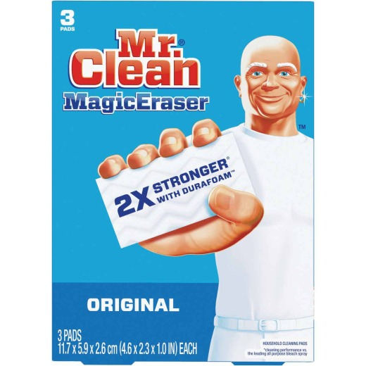 Mr. Clean Magic Eraser Original Cleansing Pad (3-Count)