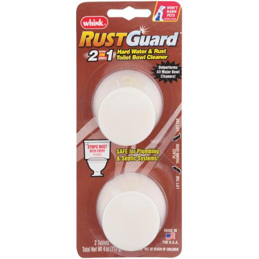 Whink RustGuard Bowl Cleaner (2 Count)