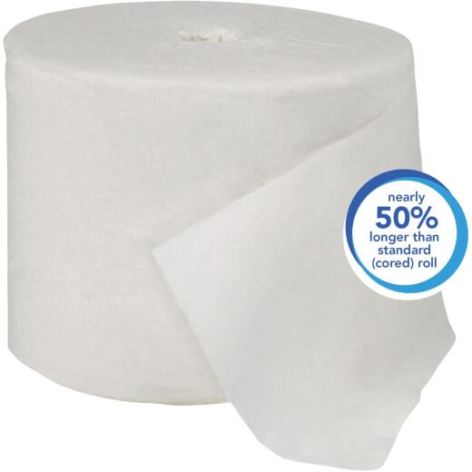 Scott Essential Coreless Standard Roll Bath Tissue (36 Roll)