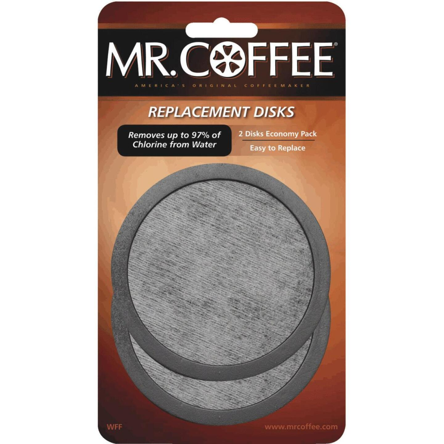 Mr. Coffee Replacement Water Filter Disc (2-Pack) Image 1