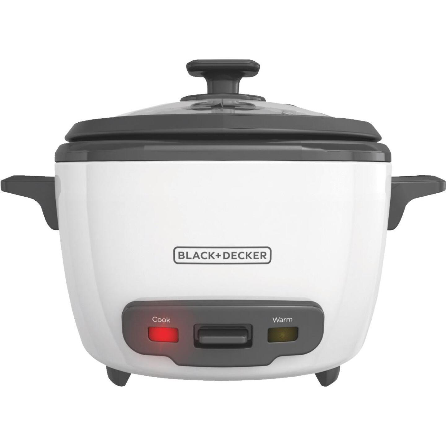 Black & Decker 16 Cup Rice Cooker Image 1