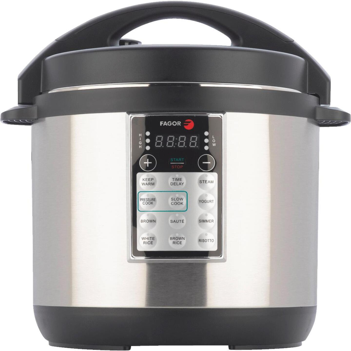 Fagor Lux 6 Qt. All-In-One Multi-Cooker Image 1