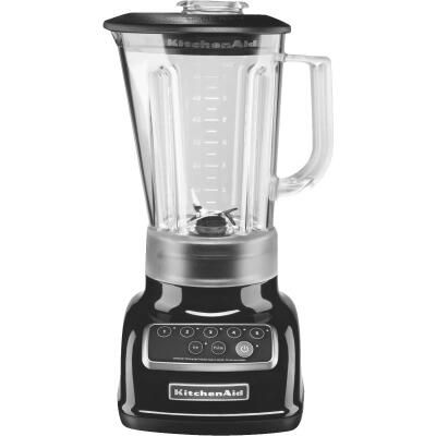 KitchenAid 5-Speed Black Blender