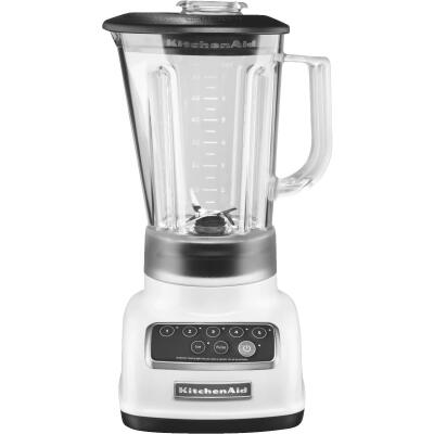 KitchenAid 5-Speed White Blender