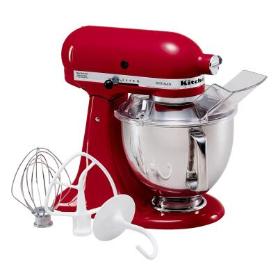 KitchenAid Artisan Series 10-Speed Red Stand Mixer