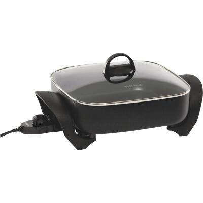 West Bend 12 In. Extra Deep Electric Skillet