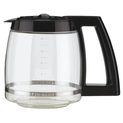 Cuisinart 12 Cup Black Replacement Coffee Decanter